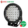 New Auto Spare Parts 185W Led Work Light, Offroad 4x4 Accessories 9inch Round 185W Led Work Light