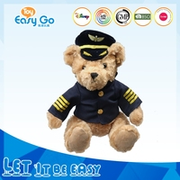 OEKO sedex real sex doll price for air force uniform plush teddy bear