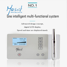 Digital permanent eyebrow & lips pen,permanent makeup eyebrow machine,Permanent Eyebrow Rotary Tattoo Machine