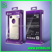 Mobile electronics phone case cover packaging