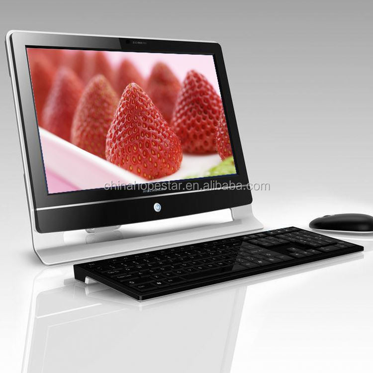 aio machine latest computer processors i3 i5 i7 all in one pc 21.5 inch all in one pc with front camera