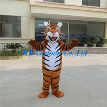 Funny tiger cartoon costume, Levi Animation Costume