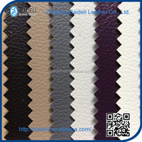 New Design Fabric Washable Leather For