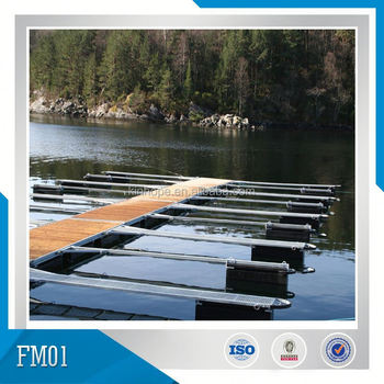 Floating Docks Pontoon Made In China