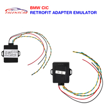 For CIC Retrofit Adapter Emulator Enable Navigation and TV Free Emulator Support E9X E6X