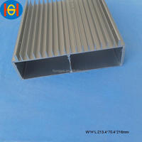 extrusion aluminum led enclosure
