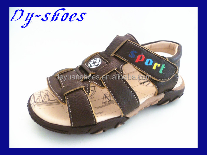 buckle strap child summer sandals in cute design