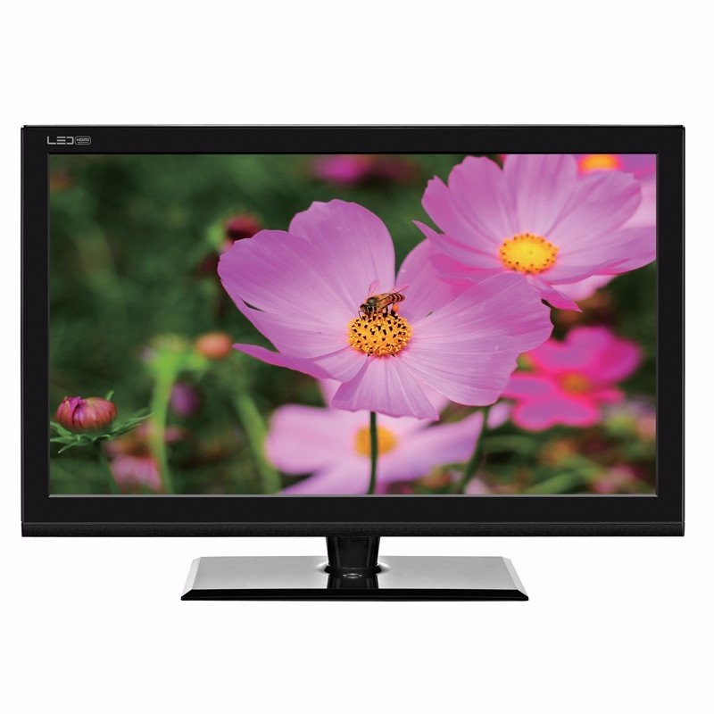 22 Inch Tv Monitor Flat Screen LED 24 Inch Television With DC 12V