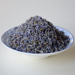 Factory direct wholesale dried flower lavender tea 100% natural