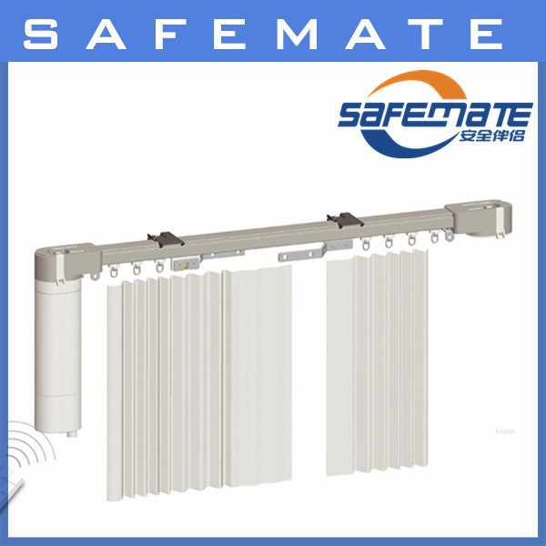 Mechanical Curtain Motorized Track - Buy Curtain Motor,Quick Track ...