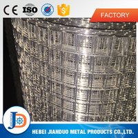 Good quality 304 stainless steel welded wire mesh panel with corrosion resistant from specialized factory
