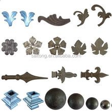 New style Cheapest metal wrought iron flower pot holders