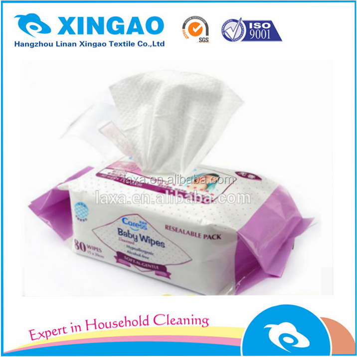 Small Pack Functional Baby Wet Wipes With Iso Ce Fda Sgs Msds ...