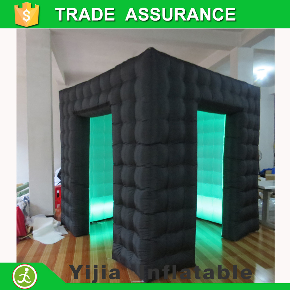 Custom inflatable portable photo booth for sale