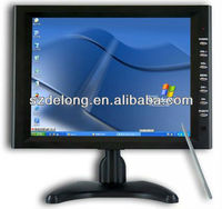 Cheaper price!10.4 inch bus taxi pc TFT LCD touch screen monitor