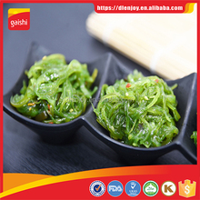 2017 Current Bag and Box Packing Halal Frozen Chuka Seaweed Wakame salad