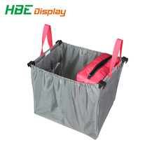 supermarket vegetable reusable folding shopping trolley bags