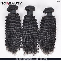 Best Quality Natural Color Wholesale Bohemian Remy Human Hair Extension