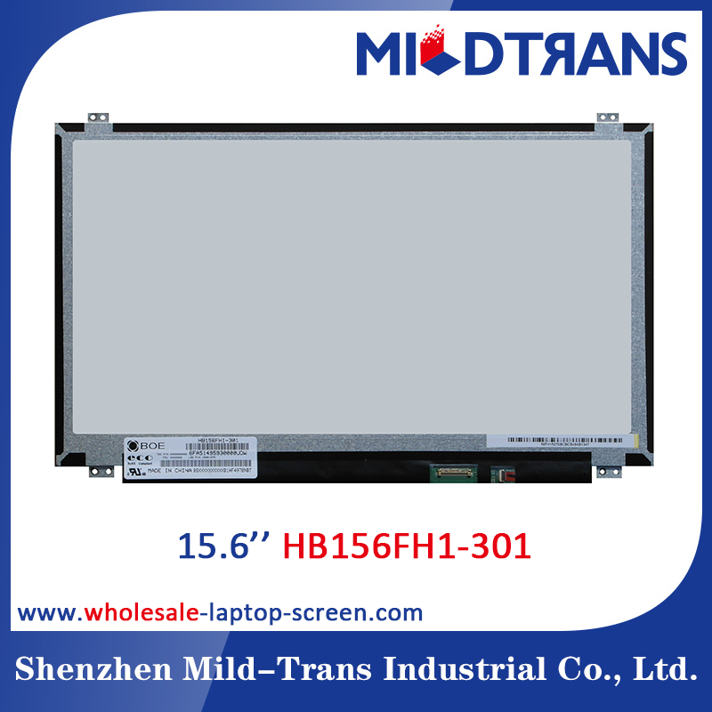 """15.6 "" NV156FHM - N41 N42 HB156FH1-301, 401 replacement lcd monitor for dell"