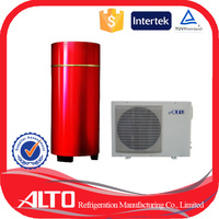 Alto SHW-035 quality certified small mini split lowes heat pumps water heater up to 3.5kw/h