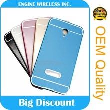 hot selling 2015 metal bumper case for samsung galaxy s4