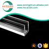 Wholesale transparent extruded light cover led tube housing