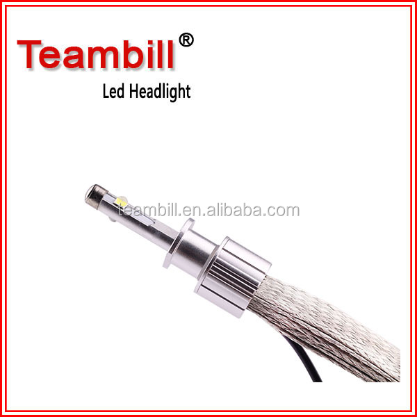 "high power 7"" Crees led headlight bulbs H7"