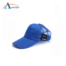 Bluetooth Cap For Summer, Bluetooth Sun Hat With Headphone, Bluetooth Baseball Hat
