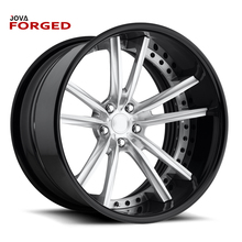 19 Aftermarket Forge Japanese Black Well Deep Dish Racing Aluminum Wheels Rim