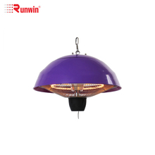 Waterproof IP24 Ceiling Infrared Round Patio <strong>Heater</strong>