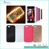 2016 Fashion Hot Sale Selfie Light Up Case For Lumee Case For Iphone 5 For Samsung Galaxy S6 S7 Edge