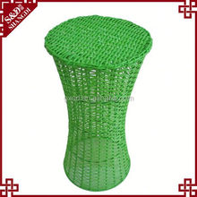 S.D handmade PE rattan high quality cheap bars tools