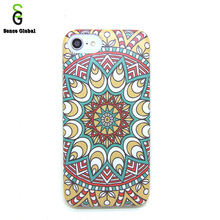 2018 printed imd wholesale mandala tpu cell phone case for iphone 6 7 8