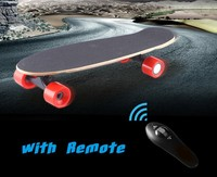 Most popular manufacture 4 wheel mobility portable scooter boosted board electric skateboard