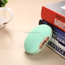 Personal USB Rechargeable Hand Warmer With 4000mAh Power Bank