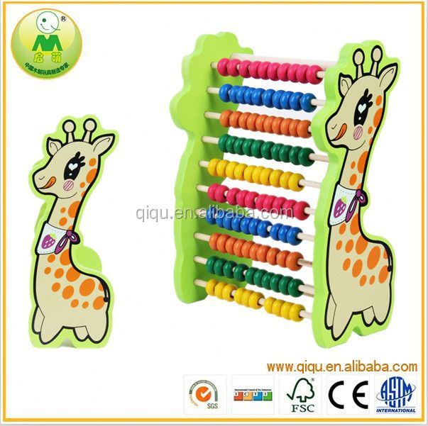 2015 kids montessori materials in china for kids toy math set