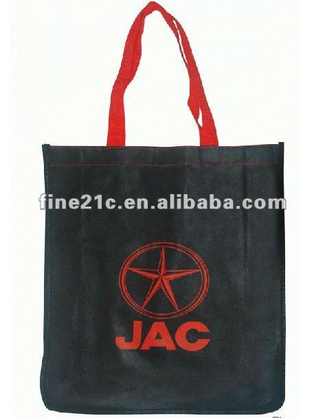 folding shoping bag for ecological & promotional