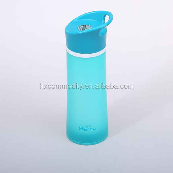 320ml new design colorful thermos plastic bottle