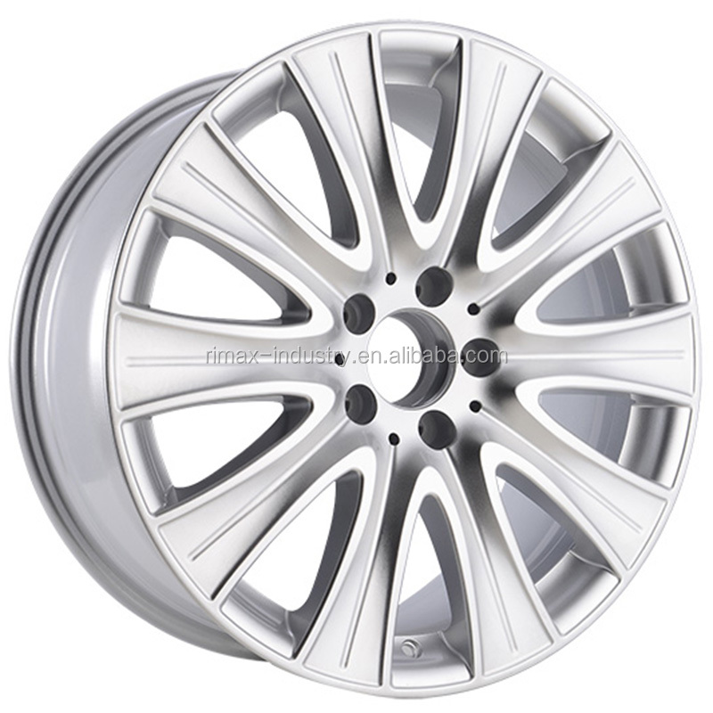 factory price 18 inch 5x112 BZ replica alloy wheel with VIA/JWL ISO/TS16949 certificated