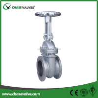 API 600 wcb bolted bonnet rising stem 12 inch gate valves