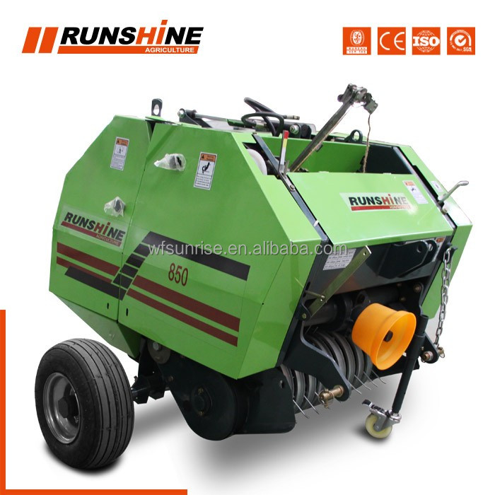 grass baler with 80-120 bales/hr 0086-15064672483