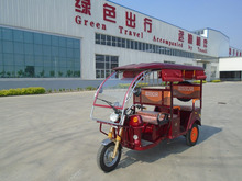 high quality electric tricycle for passenger in Indian market