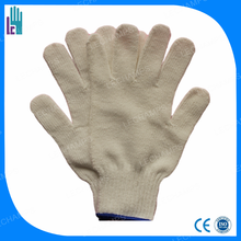 Brand name Lechamps safety glovesCotton Gloves, Native White Cotton Gloves/working glove