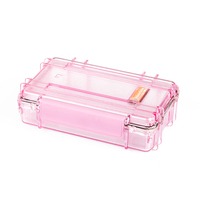 FineDEE Waterproof Protective Plastic Storage Case with Handle