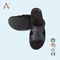Pu cleanroom antistatic esd slipper sandals