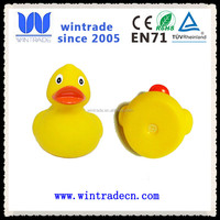 BB sound rubber duck yellow floating bath duck wholesale duck toy
