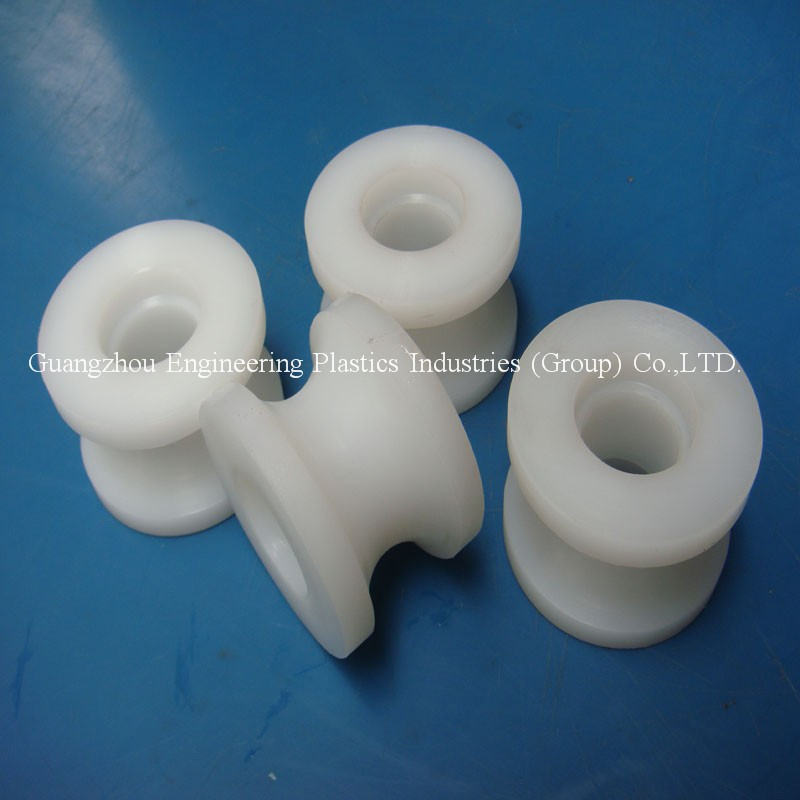Small Plastic Pulleys : Free sample plastic mould injection nylon small pulley