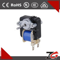 Electric motor for exhaust fan