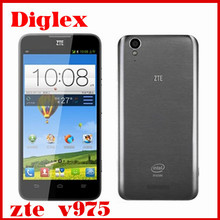 5inch wholesale zte v975 android 4.2 unlocked phones wcdma gps mobile phone