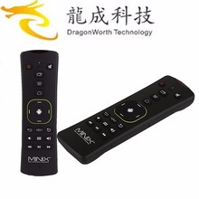 Factory price Minix Air mouse A3 Lite 2.4G wireless USB keyboard use 3A battery remote control